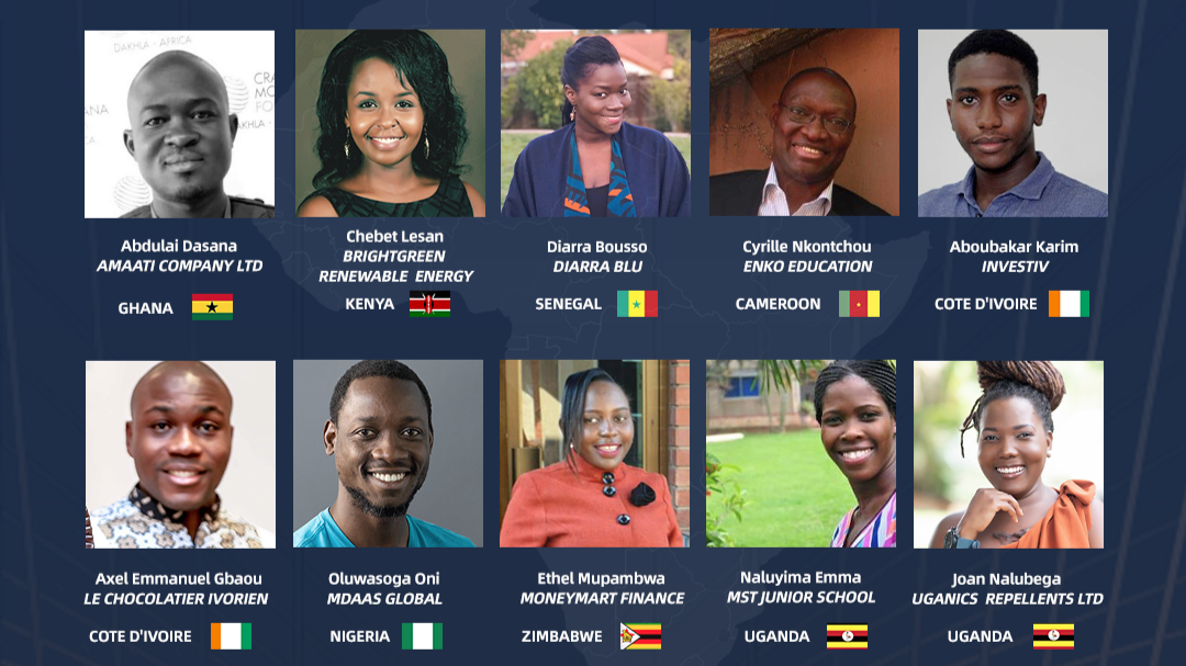 Africa's Business Heroes Competition Announces Top 10 Finalists