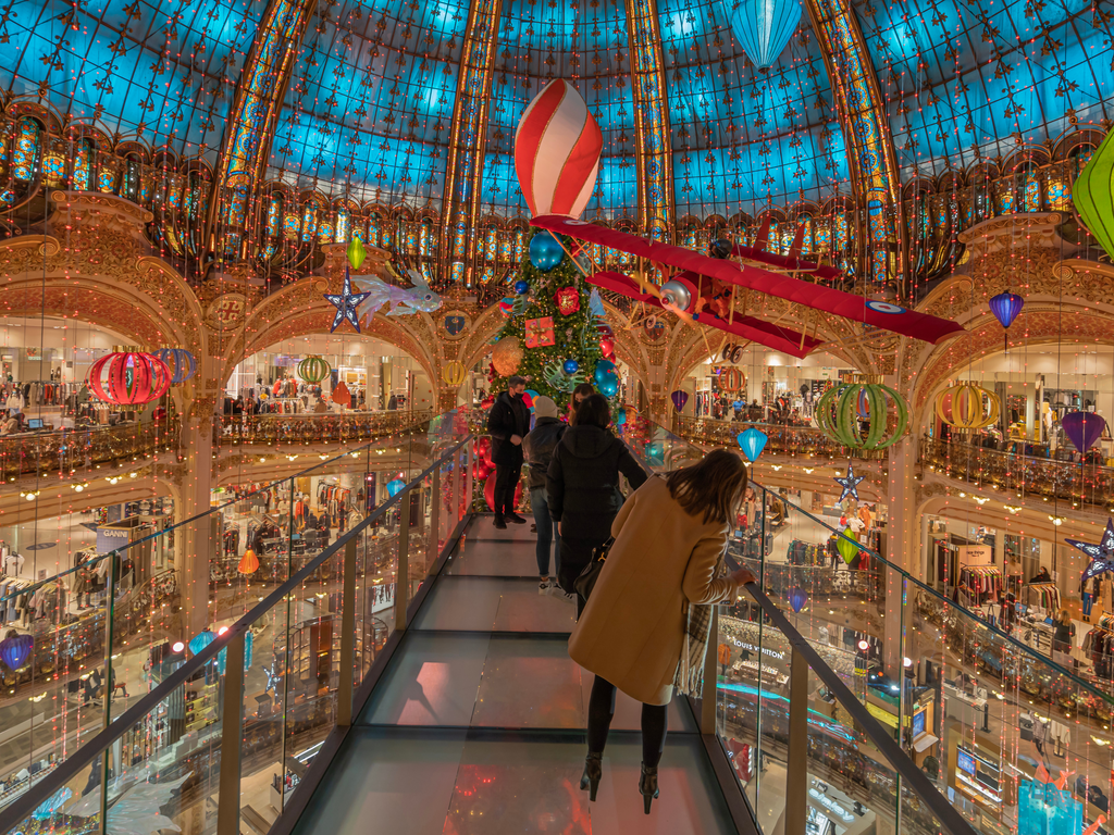 Alibaba News Roundup: Galeries Lafayette's Virtual Tour and Cainiao's Industry-first Reverse Logistics Channel